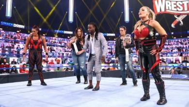 Photo of WWE Recap: Male Non-Wrestler Shines in Women's Wrestling Division