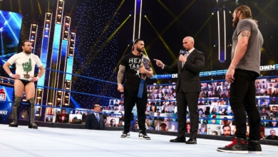 Photo of WWE Recap: Three Men and A Universal Title