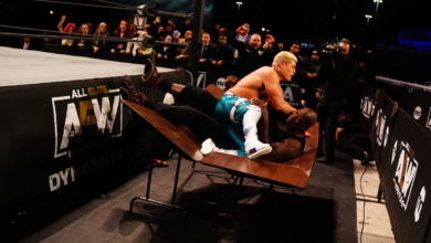 Photo of See You at the Crossroads: AEW Dynamite Recap and Revolution Preview