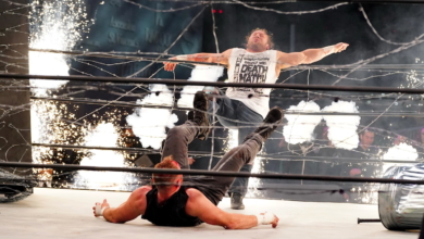 Photo of The Golden Donut: AEW Revolution Recap and Review
