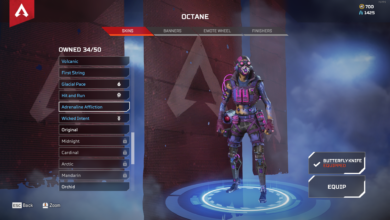 Photo of Apex Legends Adrenaline Affliction Skin – How to Unlock This Octane Skin