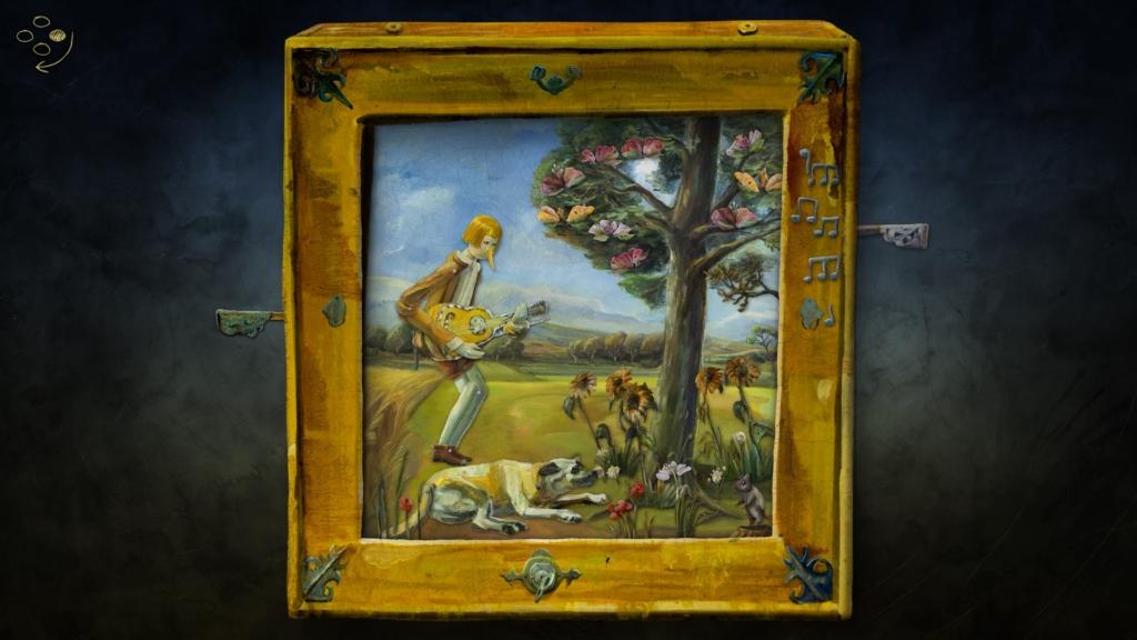 Creaks oil painting