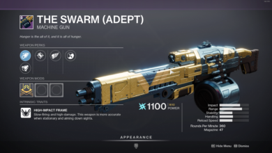 Photo of Destiny 2 Adept Weapons – How to Get Nightfall Adept Weapons & Mods