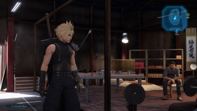 Photo of The Gym in Final Fantasy 7 Remake's Wall Market: A Review