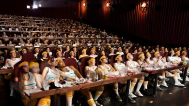 Photo of Alamo Drafthouse Files for Chapter 11, Closing Several Theaters