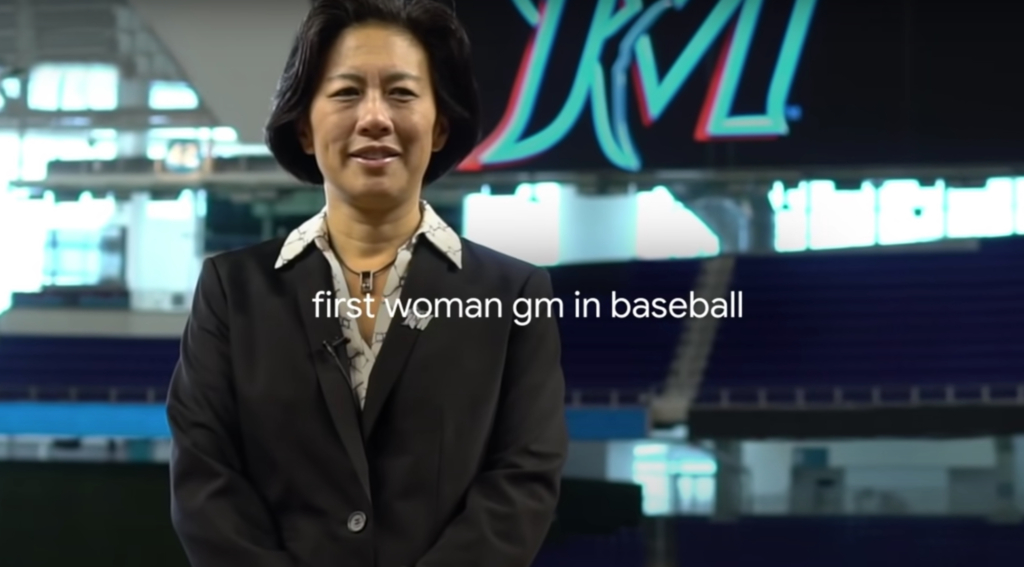 first woman GM in baseball