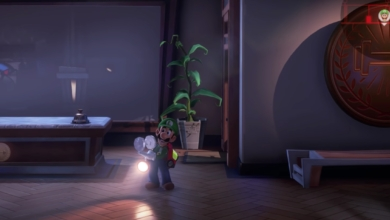 Photo of The Fitness Center in Luigi's Mansion 3: A Review