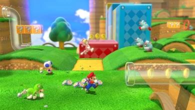 Photo of The Language of Super Mario