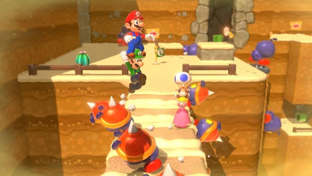 Dunia Super Mario 3D