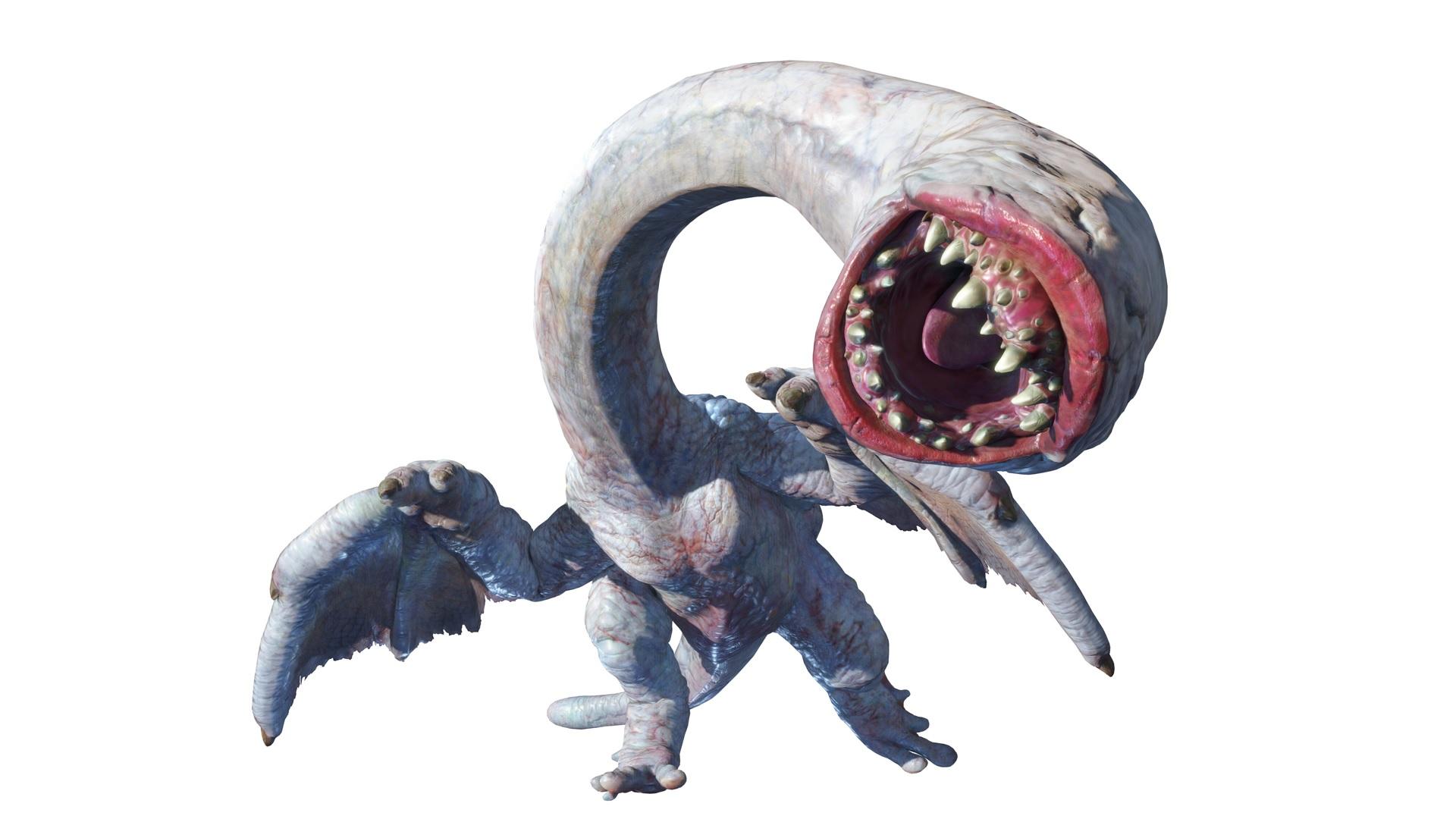 monster hunter khezu