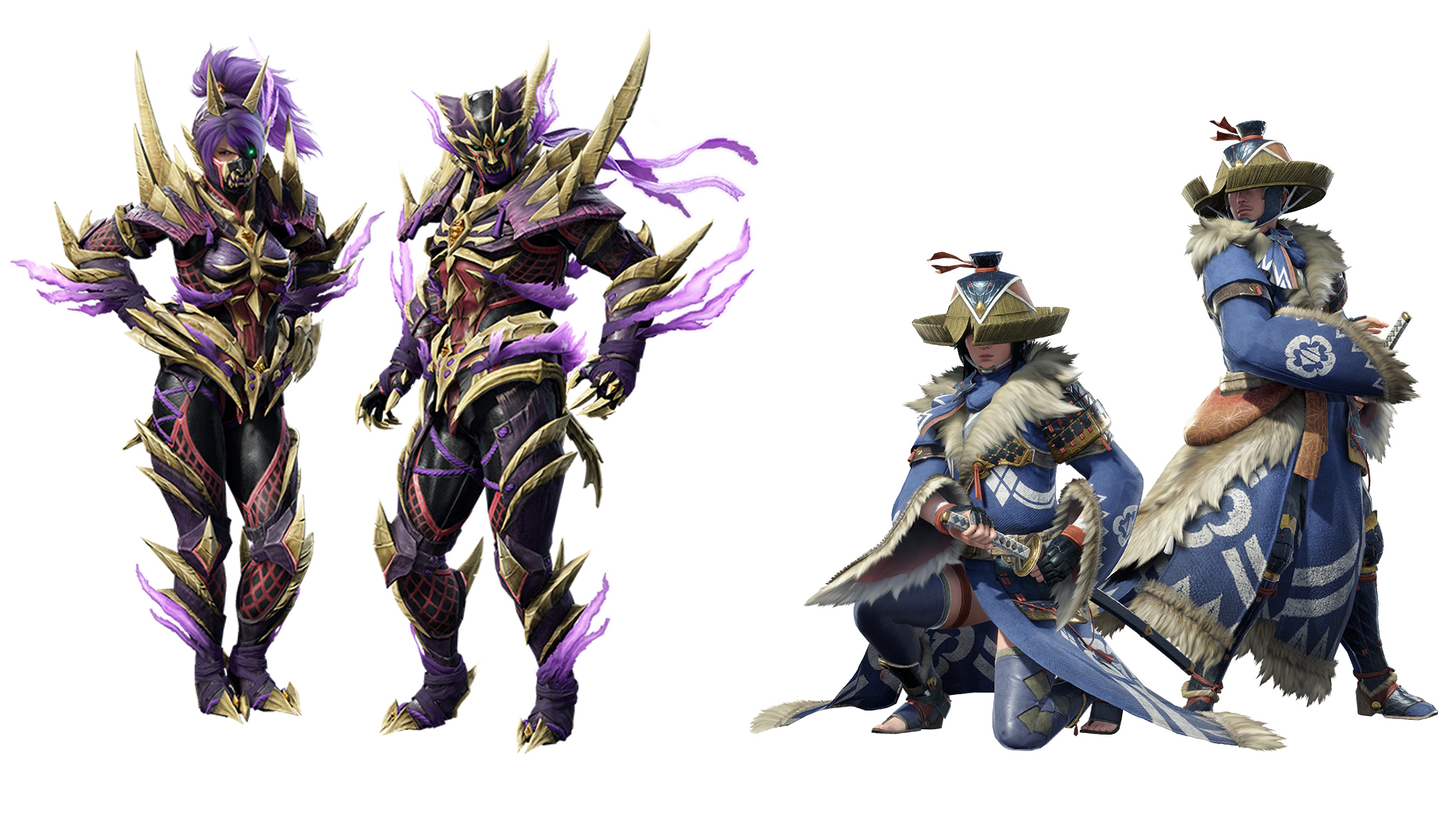 monster hunter rise layered armor (1)