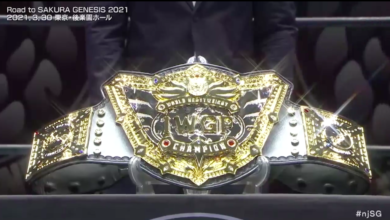 Photo of The New IWGP World Heavyweight Championship: A Review