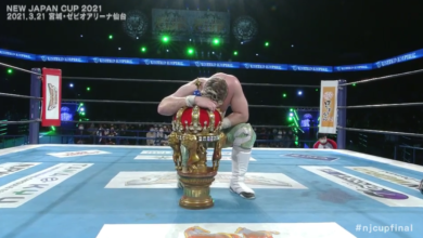 Photo of NJPW New Japan Cup 2021 Review: Shades of Stacy Keibler