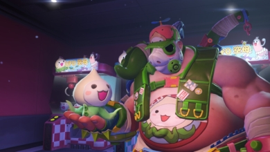 Photo of I Wish I Loved Anything as Much as Roadhog Overwatch Loves Pachimari