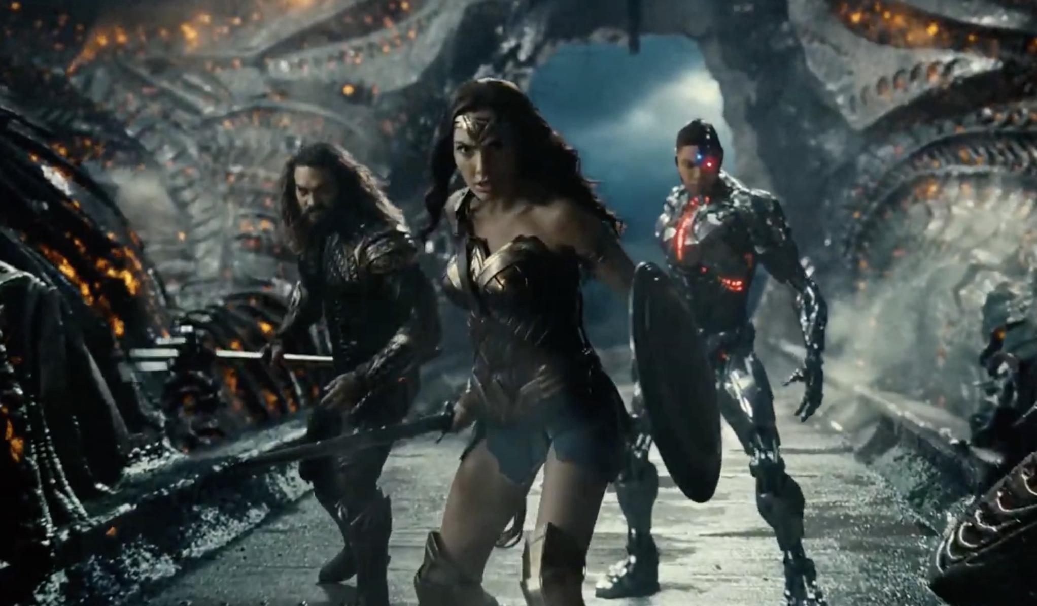 Liga Keadilan Zack Snyder