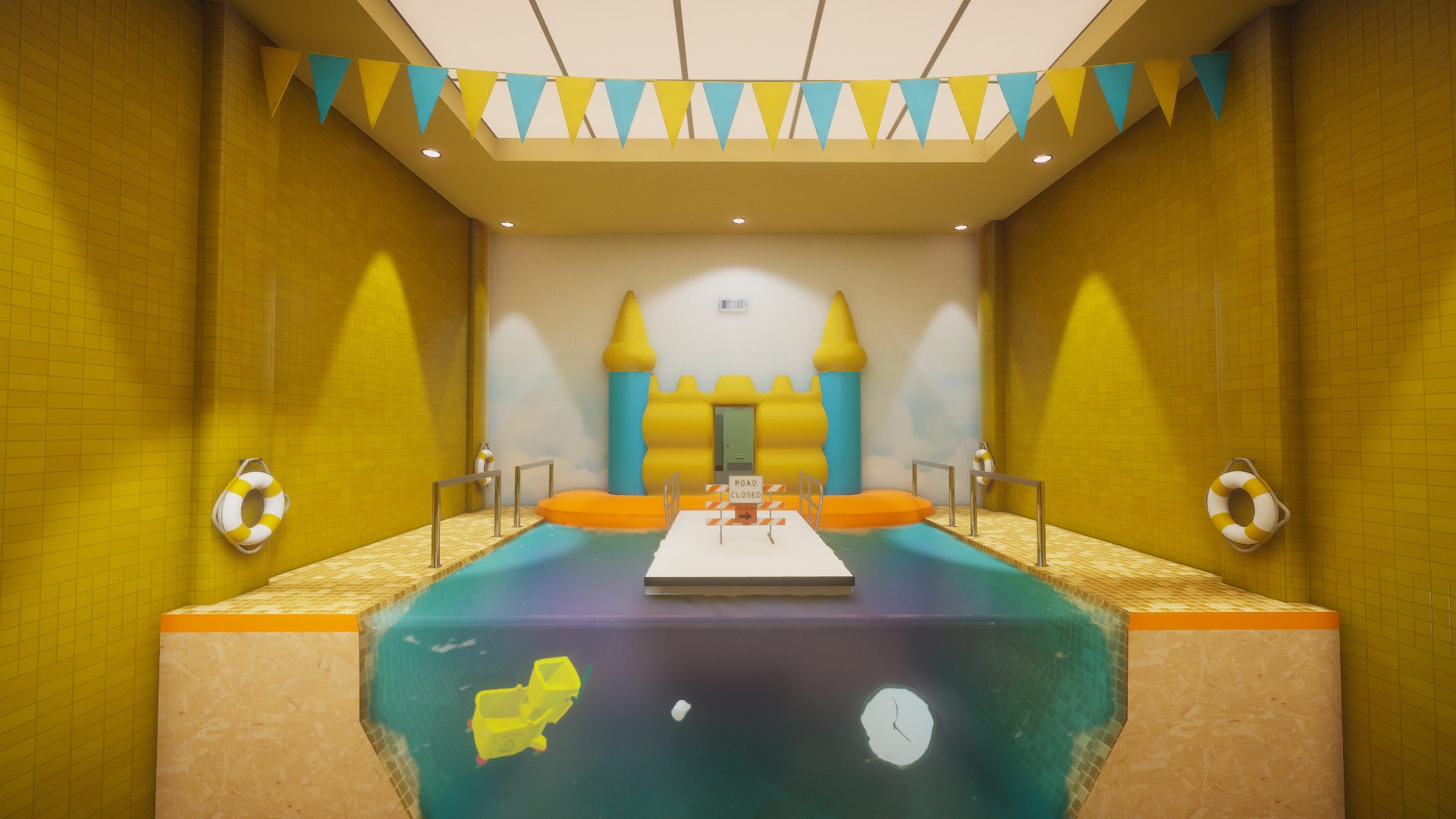 superliminal pool