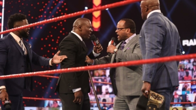 Photo of WWE Recap: No Friends in Business