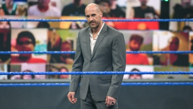 Photo of WWE Recap: Men in Suits (Also, Trunks and Kilts)