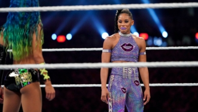 Photo of Blame It On the Rain: WrestleMania37 Night One Recap and Review