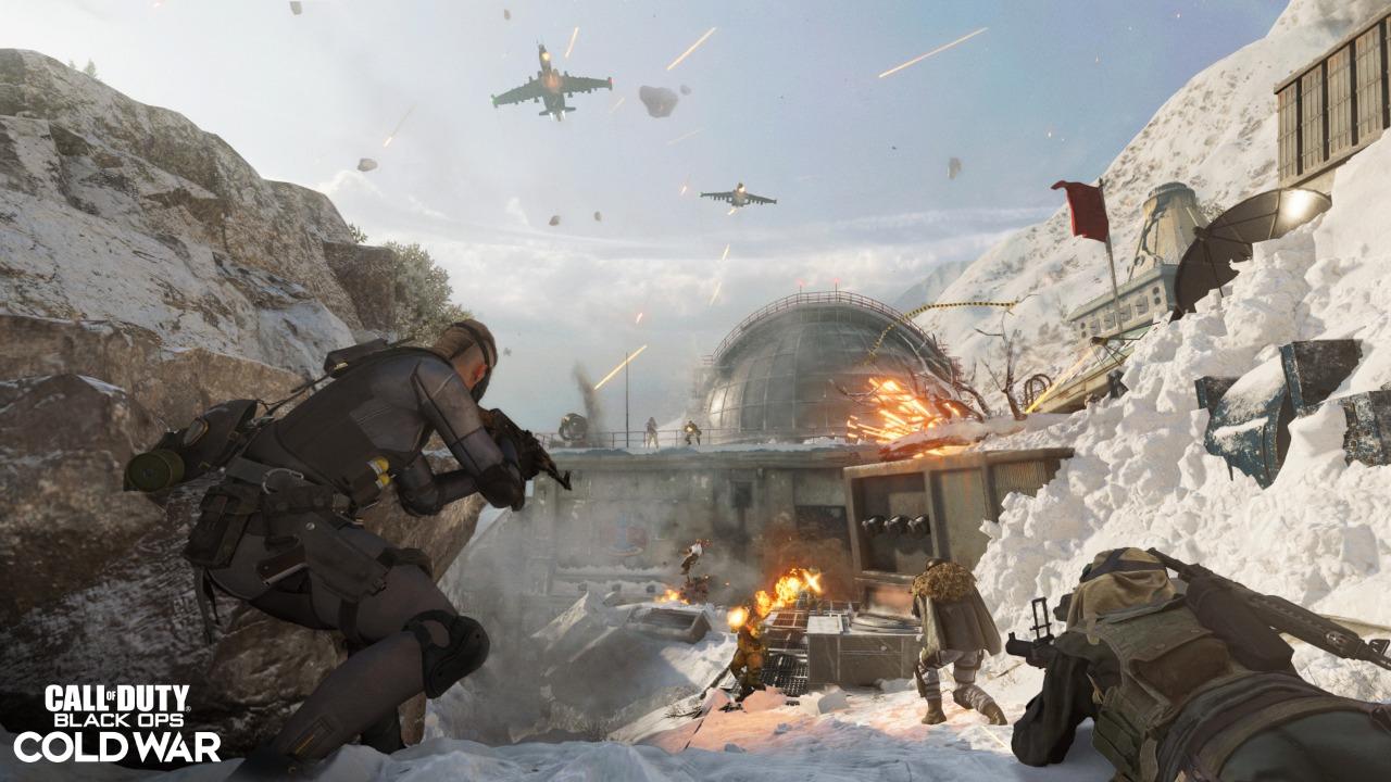 Black Ops Cold War Ballistic Knife