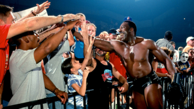 Photo of Booker T, the Glass Ceiling, and the Life Lessons of Being a Black Wrestling Fan