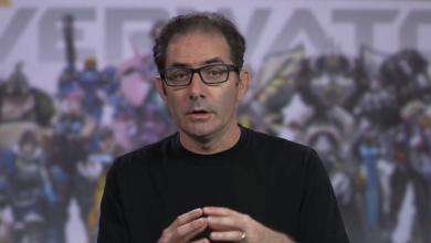 Photo of Overwatch Lead Jeff Kaplan Announces Departure From Blizzard