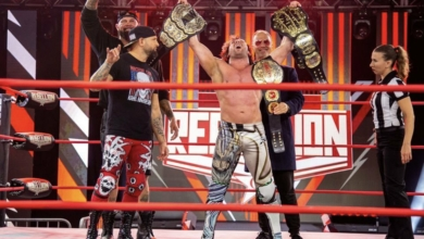 Photo of Stacking Belts Like Pringles: Impact Wrestling Rebellion Recap and Review