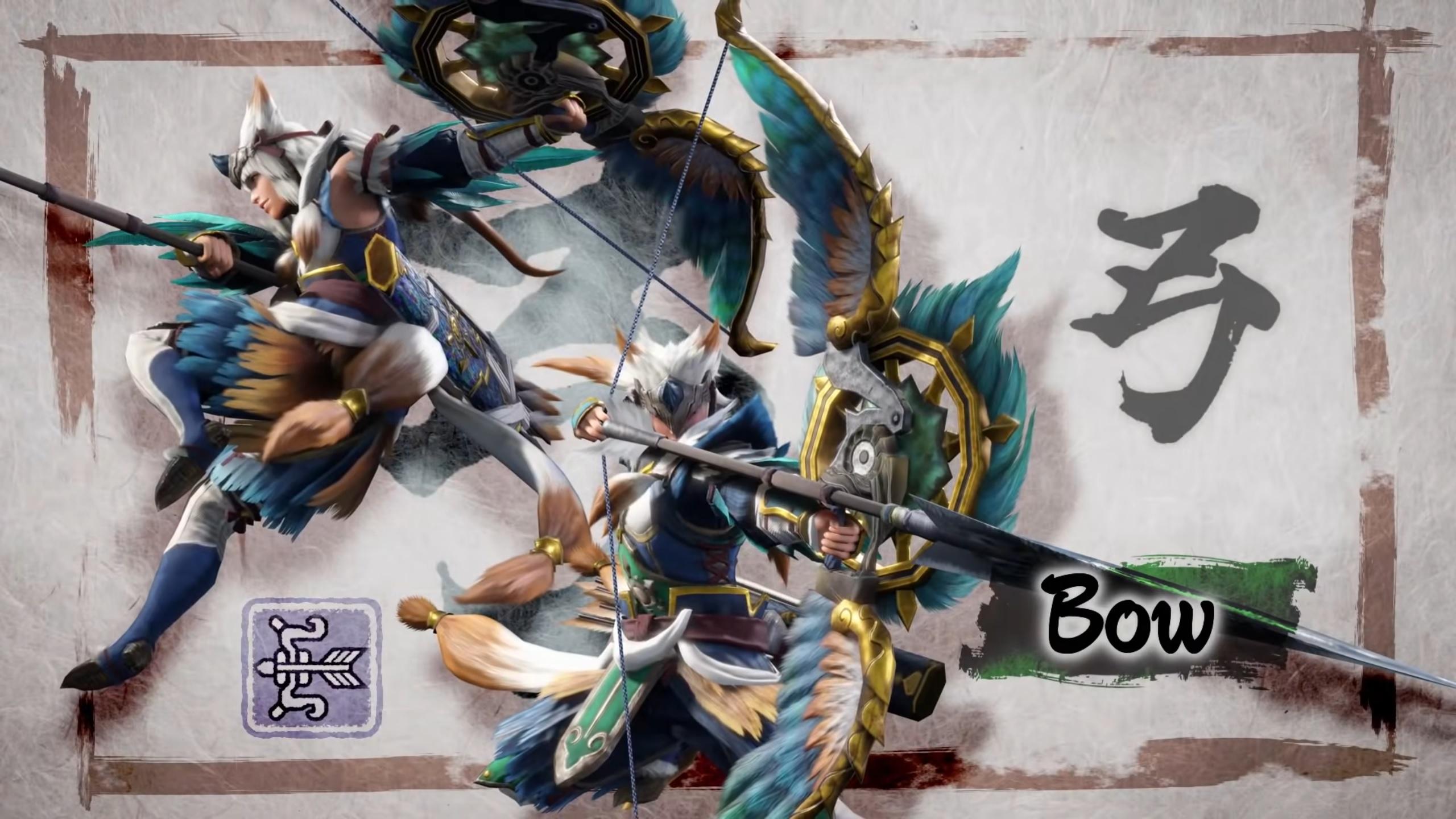 Monster Hunter Rise Best Bow