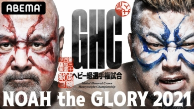 Photo of Fanfyte Interview: Masa Kitamiya Going For Broke to Dethrone Keiji Muto at NOAH The Glory