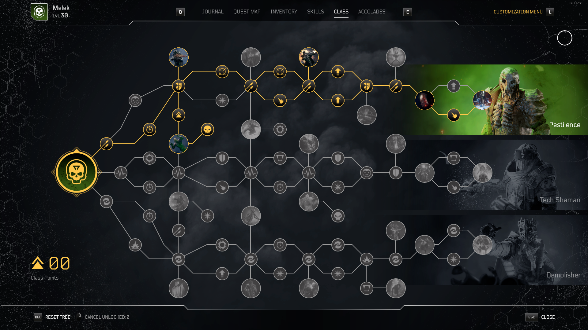 Outriders Technomancer Endgame Build