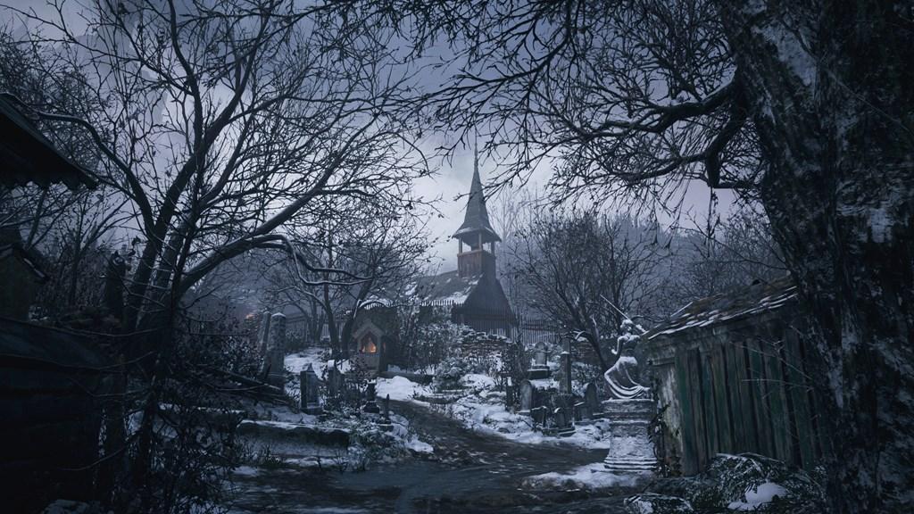 Resident Evil Village Crest Castle Gate