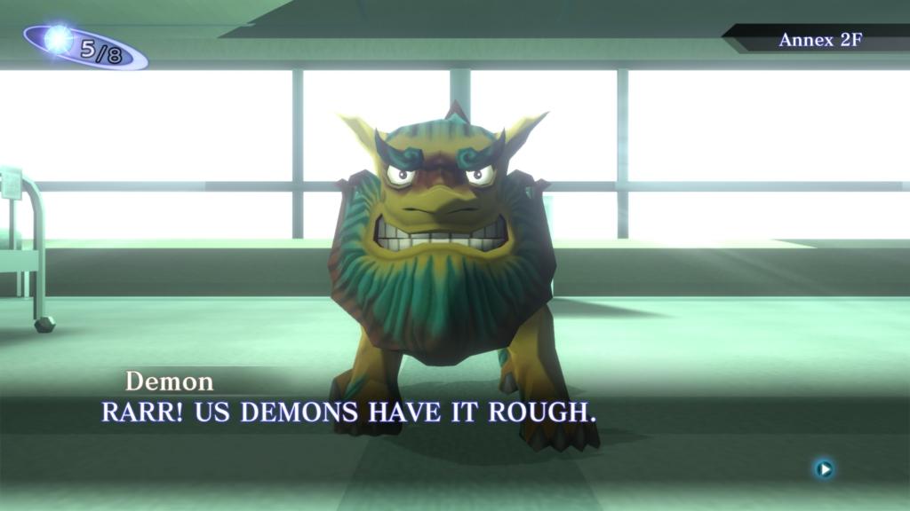 Shin Megami Tensei Nocturne