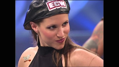 Photo of Stephanie McMahon's ECW Kangol Hat: A Review