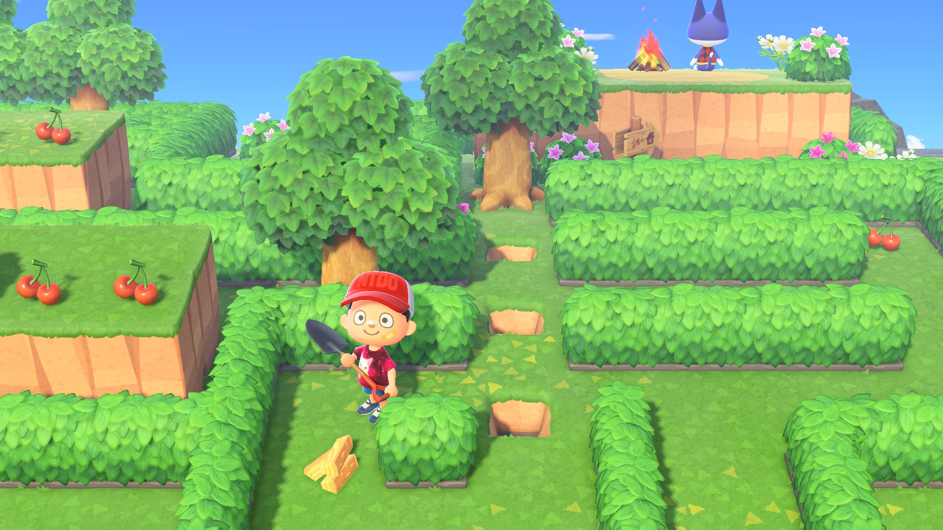 Animal Crossing May Day