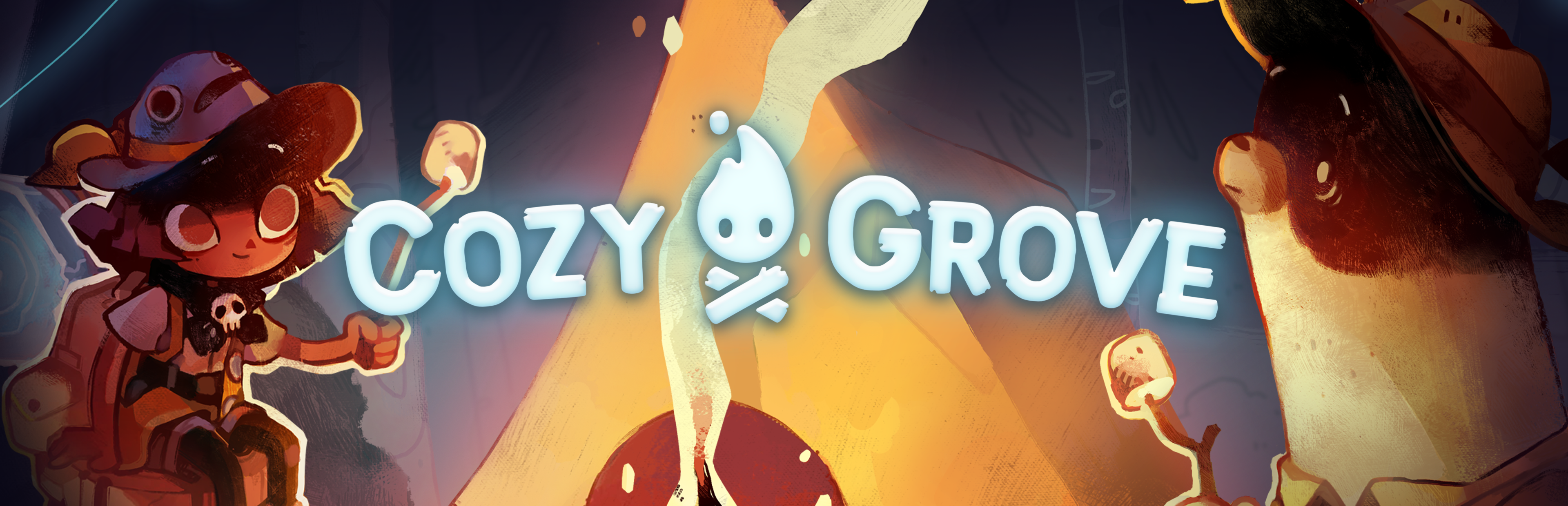 cozy grove long key art