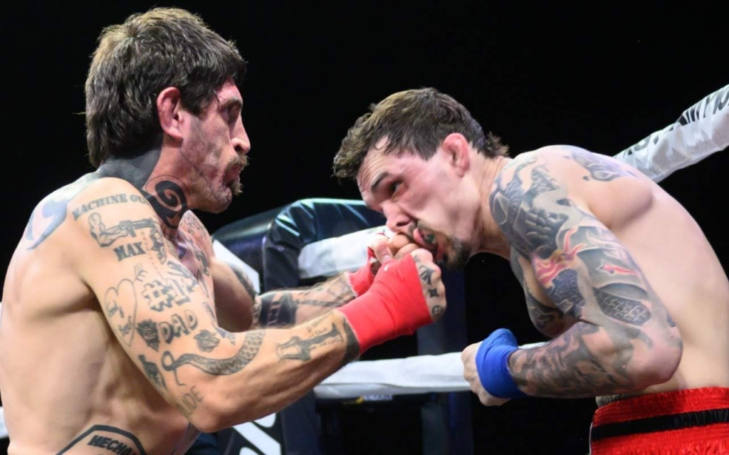 diego garijo fighting making contact