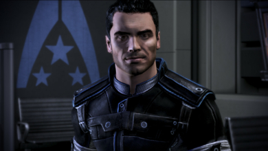 Photo of I'm Gonna Take So Many Pics of My Space Boyfriend in Mass Effect: Legendary Edition's Photo Mode