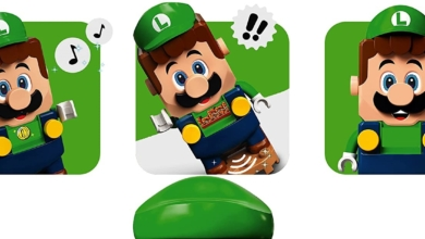 Photo of The Next Stage of Capitalism is Lego Mario Crying Out for Lego Luigi