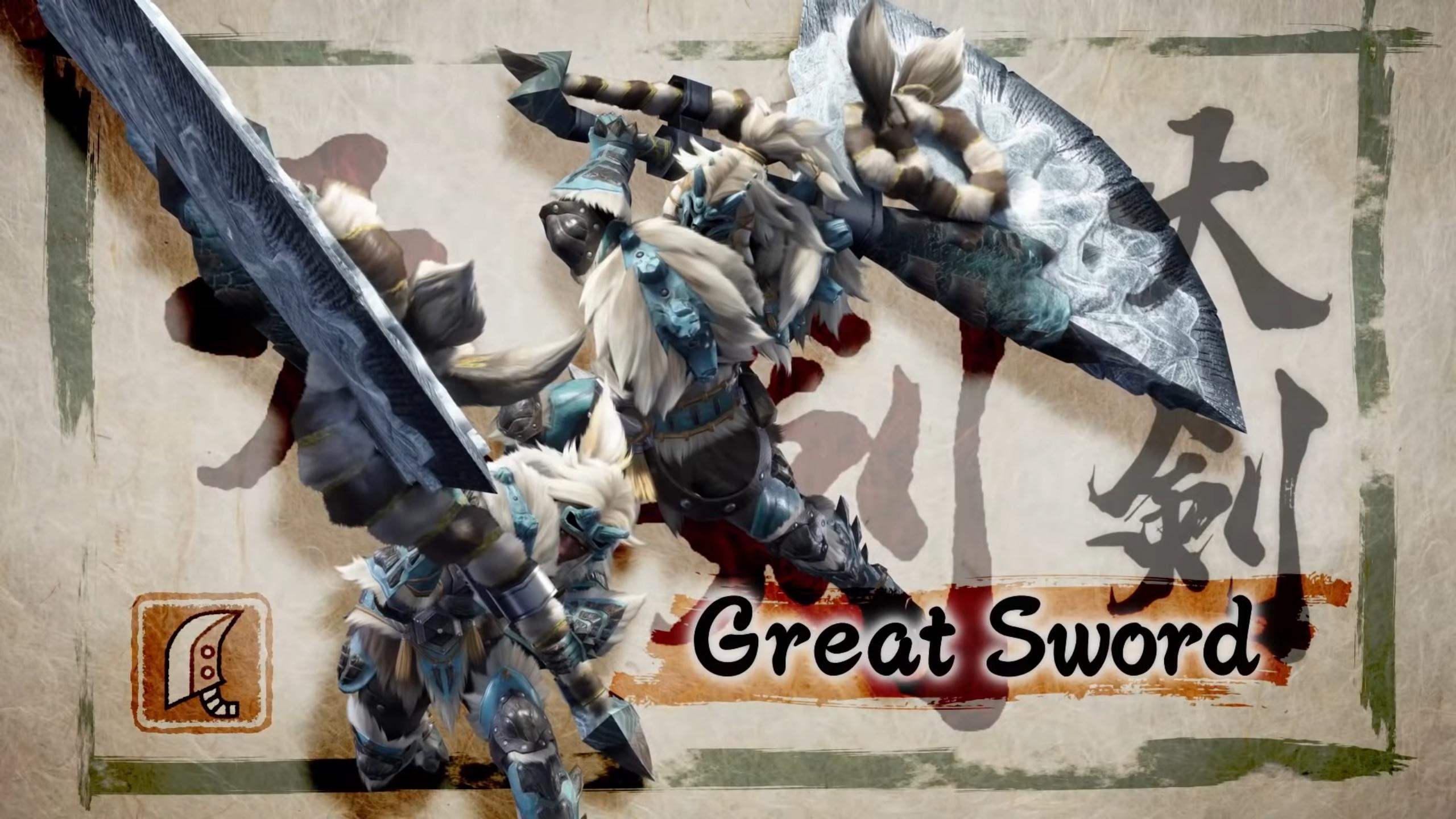 monster hunter rise best greatsword