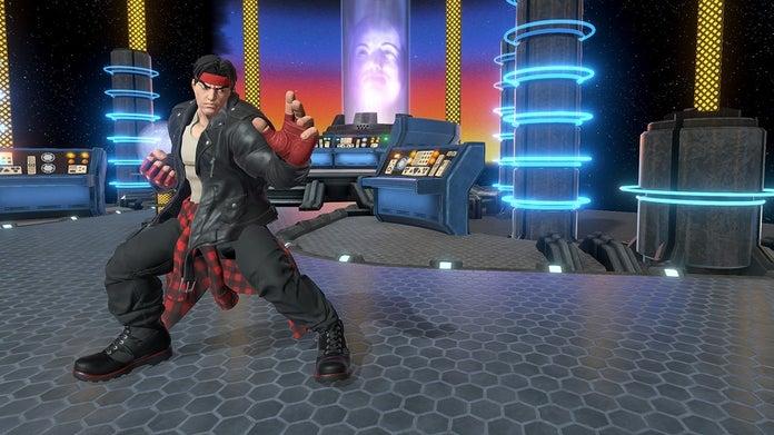 Ryu Power Rangers
