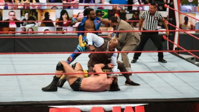 Photo of WWE Recap: Is This a Re-Run?
