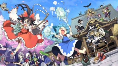 Photo of A Beginner's Guide to Touhou: Lost Word