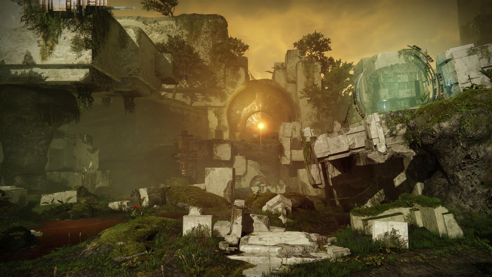 Destiny 2 Eyes on Atheon Challenge