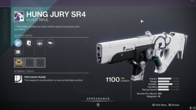 Photo of Destiny 2 Hung Jury Guide – How to Get It & God Roll