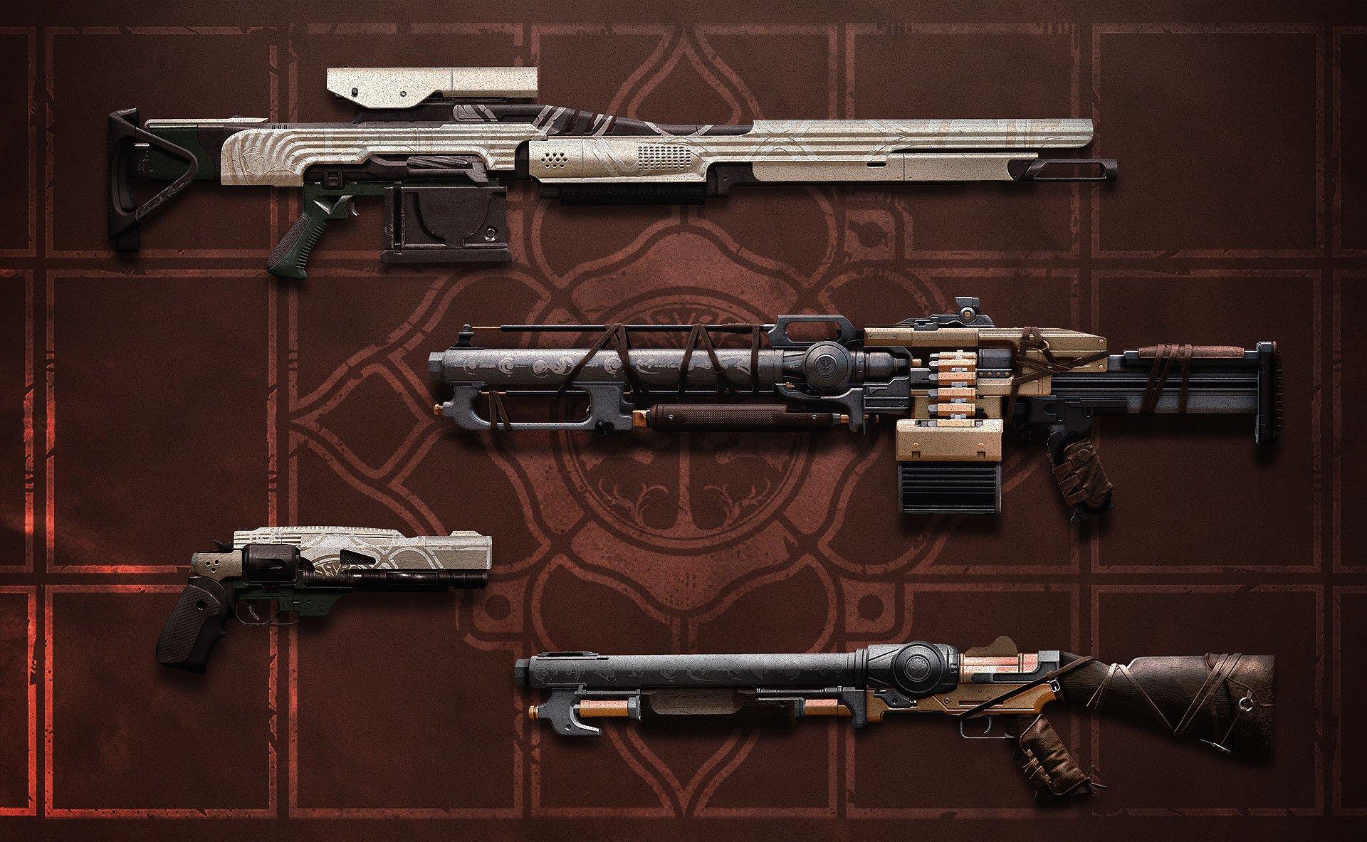 Destiny 2 Riiswalker