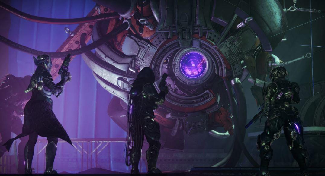 Destiny 2 Synthcord