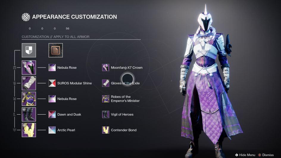 Destiny 2 Synthstrand