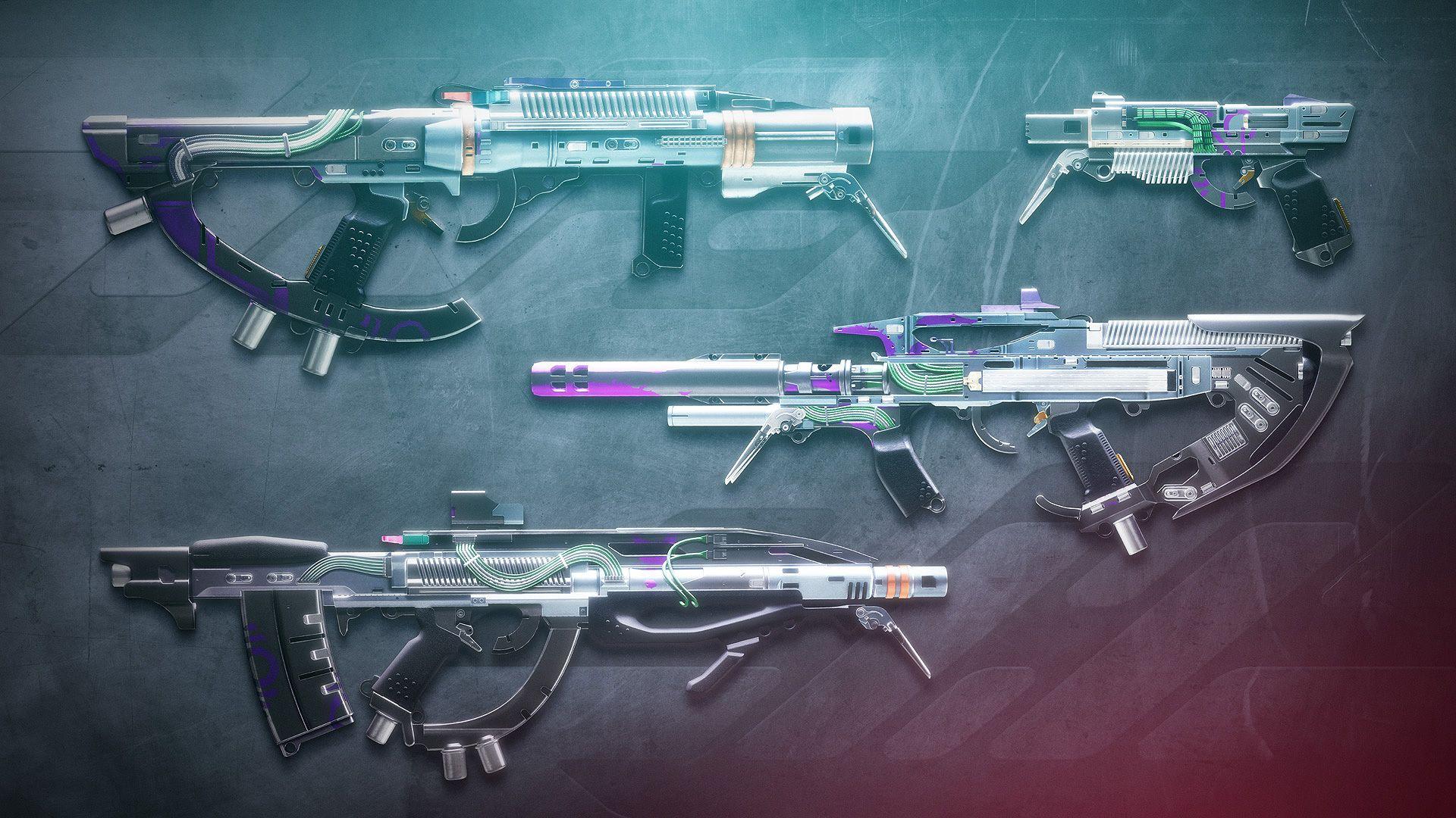 Destiny 2 Weapon God Rolls