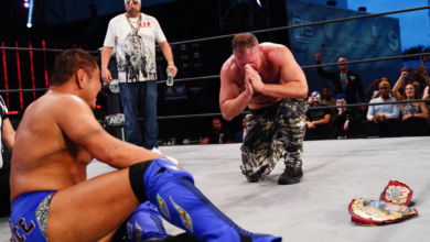 Photo of The Wedding Planner's Retribution: AEW Dynamite Recap and Review