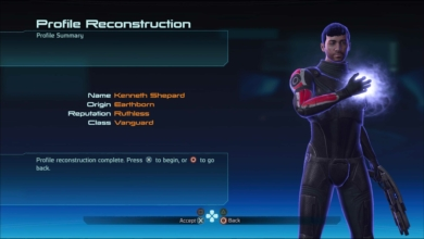 Photo of Your Old Face Code May Not Work Perfectly in Mass Effect: Legendary Edition